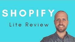 Shopify Lite Review (Costs, Features, And More)