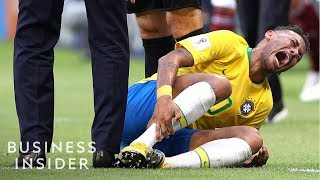 Why Soccer Players Flop So Much thumbnail