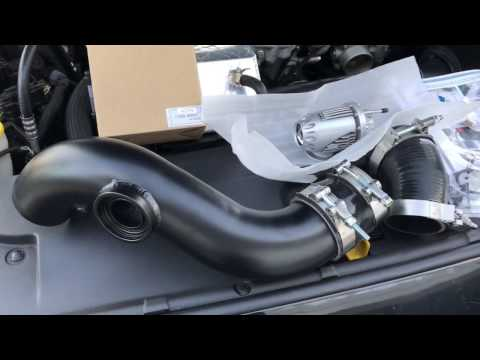 Mustang Ecoboost HKS BOV Install