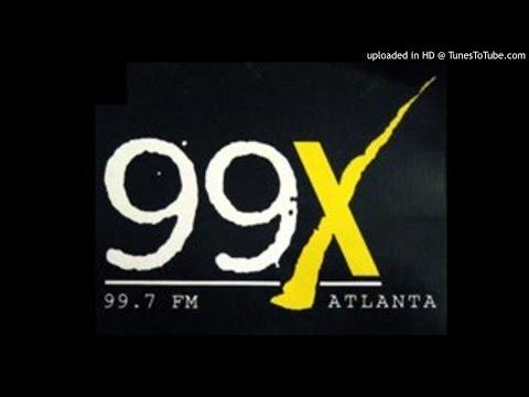 99X - WNNX Atlanta - January 1995 - Will Pendarvis