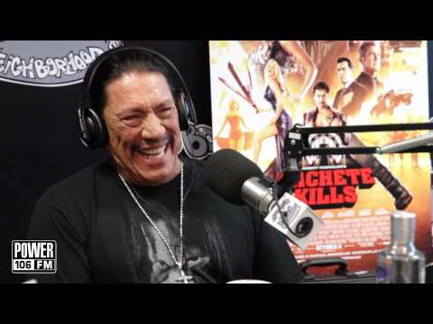 Danny Trejo and Robert Rodriguez are cousins?