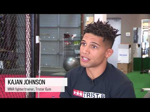 Vancouver UFC Fighter Kajan Johnson Talks The Future Of MMA