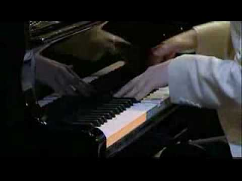 "Evgeny Kissin plays Liszt-Liebestraume no.3 ""O lieb"" in As"
