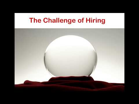 SOS Educational Webcast: Hire Away: Top Hiring Tips for Your Equity Comp Dept.