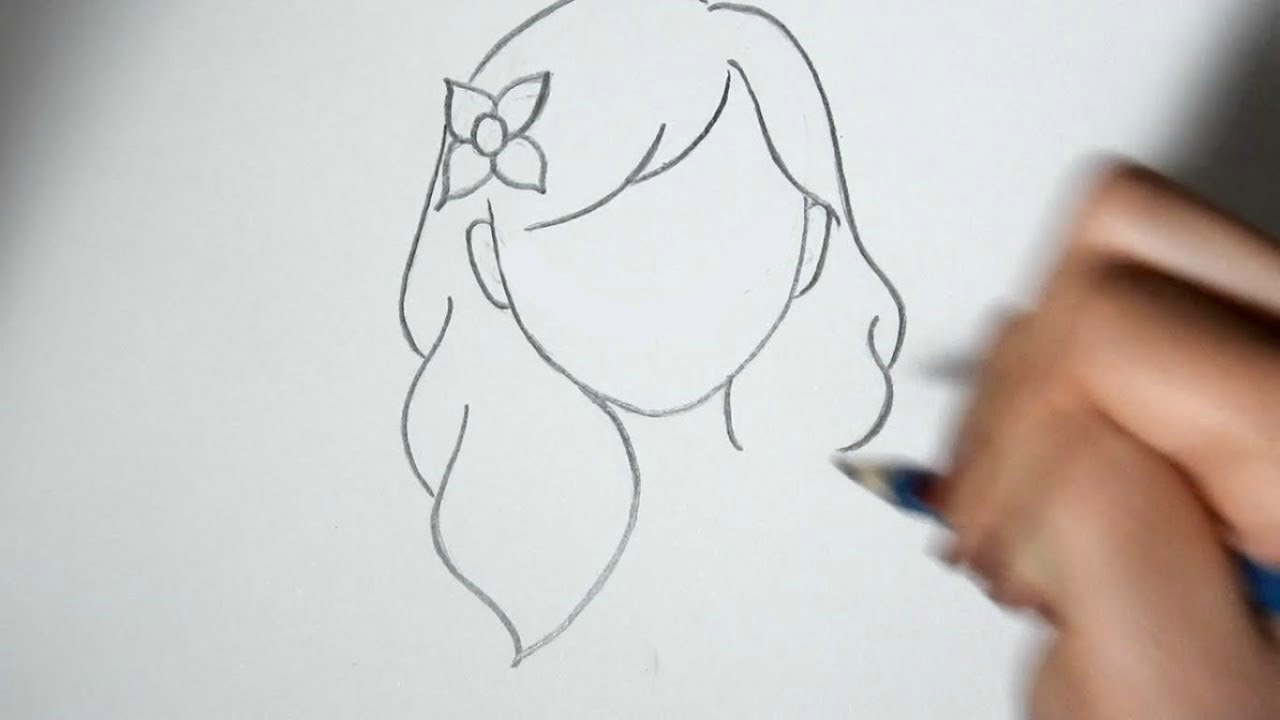 ♥ how to draw cute hairstyles for beginners ♥ (part 3)
