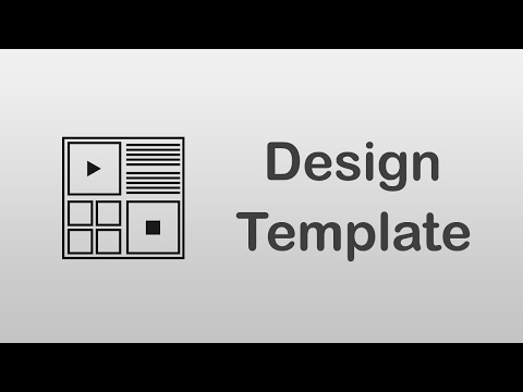 [ Arabic Tutorials ] How To Design Template The Right Way