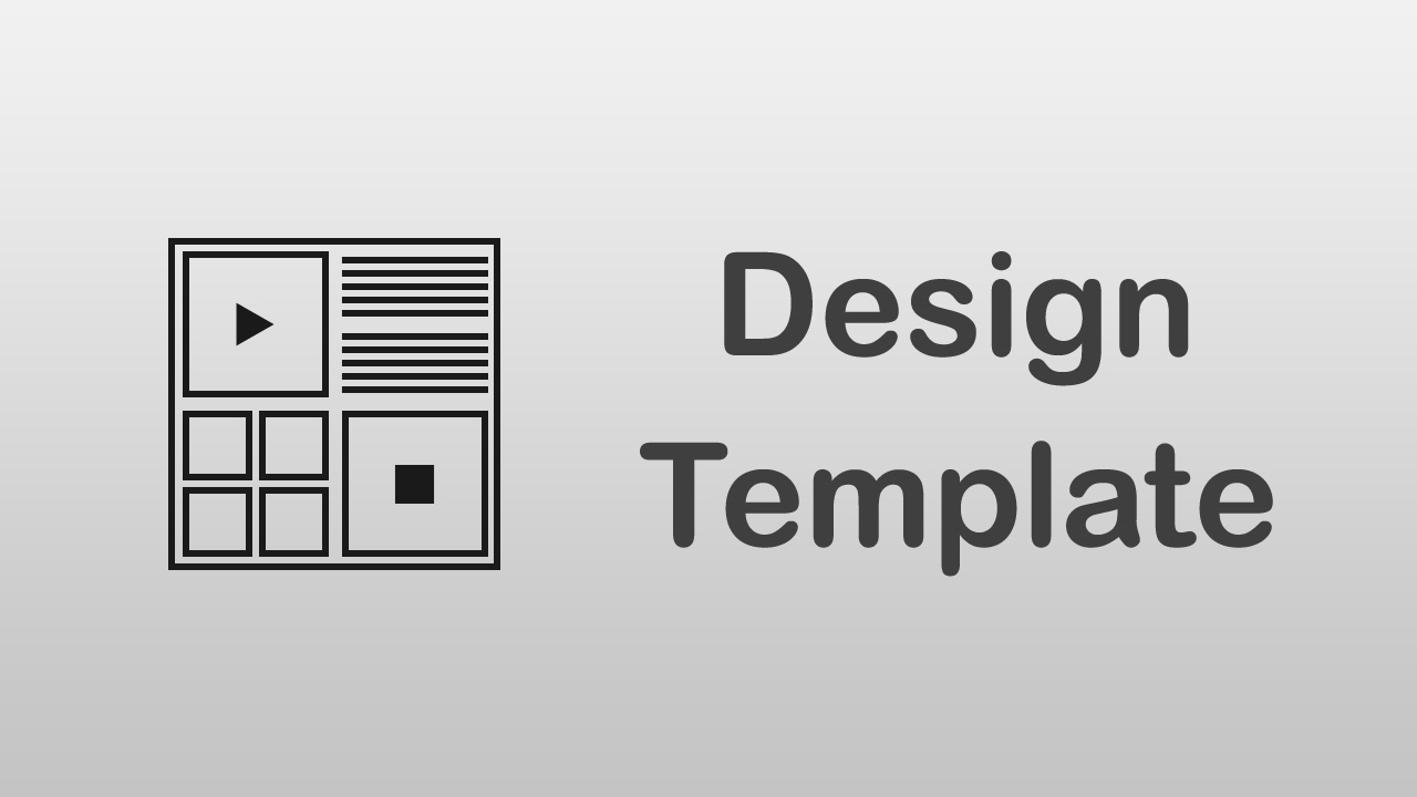 Arabic Tutorials ] How To Design Template The Right Way - YouTube