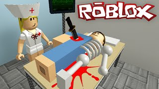 Roblox Adventures / Hospital Tycoon / Evil Hospital Nurses?!