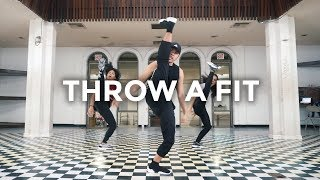 Throw A Fit - Tinashe (Dance Video) | @besperon Choreography