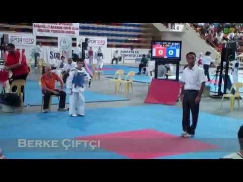 2014 Konya Minikler | Yalova Taekwondo İhtisas