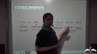 Chemical Properties of Carbon dioxide