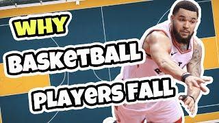 Why Do Basketball Players Fall Making Layups in Basketball | Basketball Layup Tips