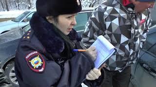 На Кумыске взяли с поличным автомобильных взломщиков со сканером