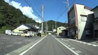 【車載】岩手県普代村(第11地割)→岩手県普代村(第16地割)【国道45号・現道】