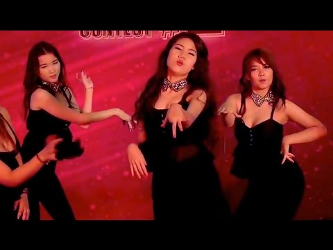 """""""PMT"""" cover """"Confused+Like A Cat"""" (AOA) @ """"Esplanade Coverdance Season2"""" :Stage1"""