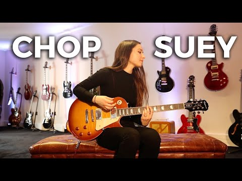 System Of A Down - Chop Suey! (Cover by Chloé)
