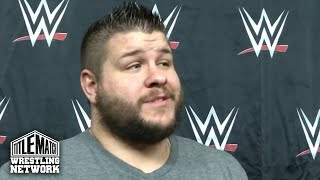 Kevin Owens - How He Got Signed by WWE