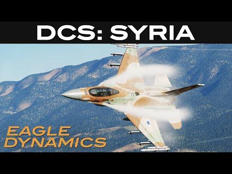 DCS: SYRIA - PRE-ORDER TRAILER