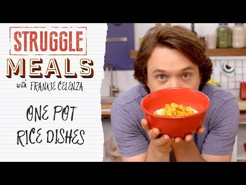 One Pot Rice Dishes | Struggle Meals