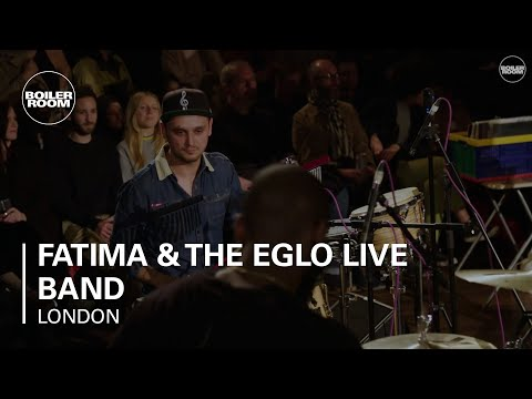 Fatima & The Eglo Live Band Boiler Room London Live Set