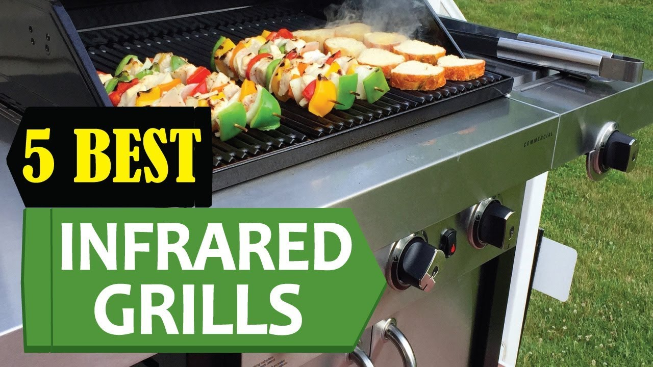Image result for best infrared gas grill