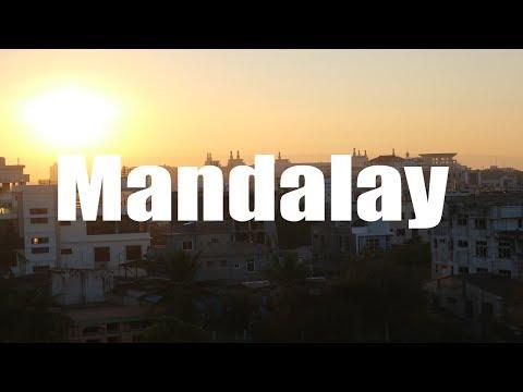 Mandalay,Myanmar | Canon HD | Virtual Trip