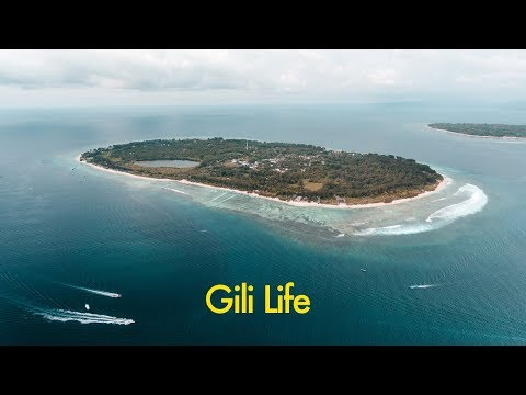 Gili Island Adventure Travel - Bali Life
