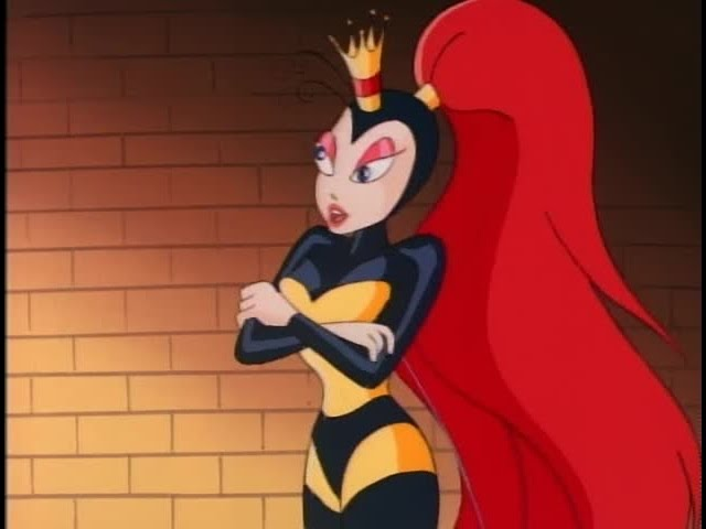 Earthworm Jim S01E12 Queen What's Her Name