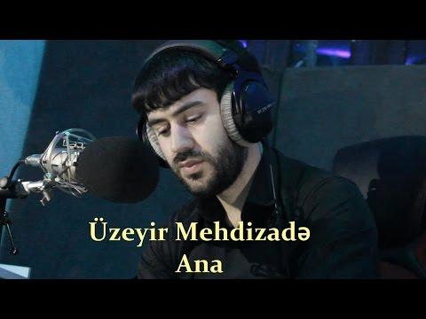 Uzeyir Mehdizade - 8 Mart Gununde Ana Seiri ( 2017 Video )