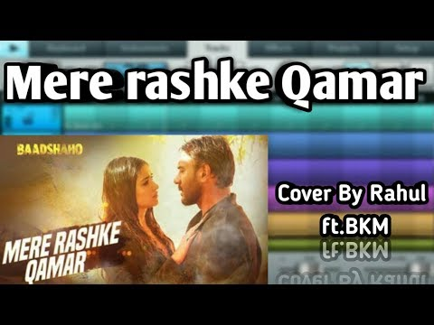 Mere Rashke Qamar cover by | FL Studio mobile | Nusrat Fateh Ali Khan | Song