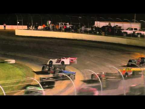 Nesmith @ Magnolia Motor Speedway: Chase Washington Winner Aug 2013