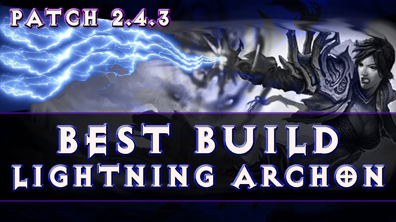 Best Archon Build Season