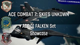 A showcase about the second Ace Combat 7 DLC pack released on the 26nd of June.2019. This DLC includes the ADF-01 Falken, the SU-30M2 SOL Skin and ...