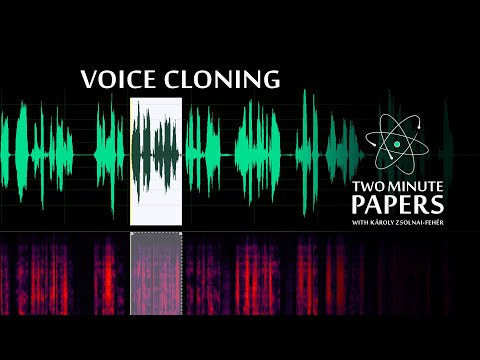 This AI Clones Your Voice After Listening for 5 Seconds 🤐