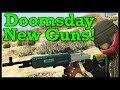 GTA 5: Doomsday Heist Mark 2 Weapons Showcase! New Marksman Rifle MK2, Shotgun, and More!