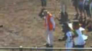 2007/9/17(月・祝)イースタンリーグF-GW戦でのイベント、青汁早飲み大...
