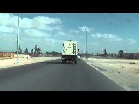 Libya 19: Ajdabya before Libyan desert