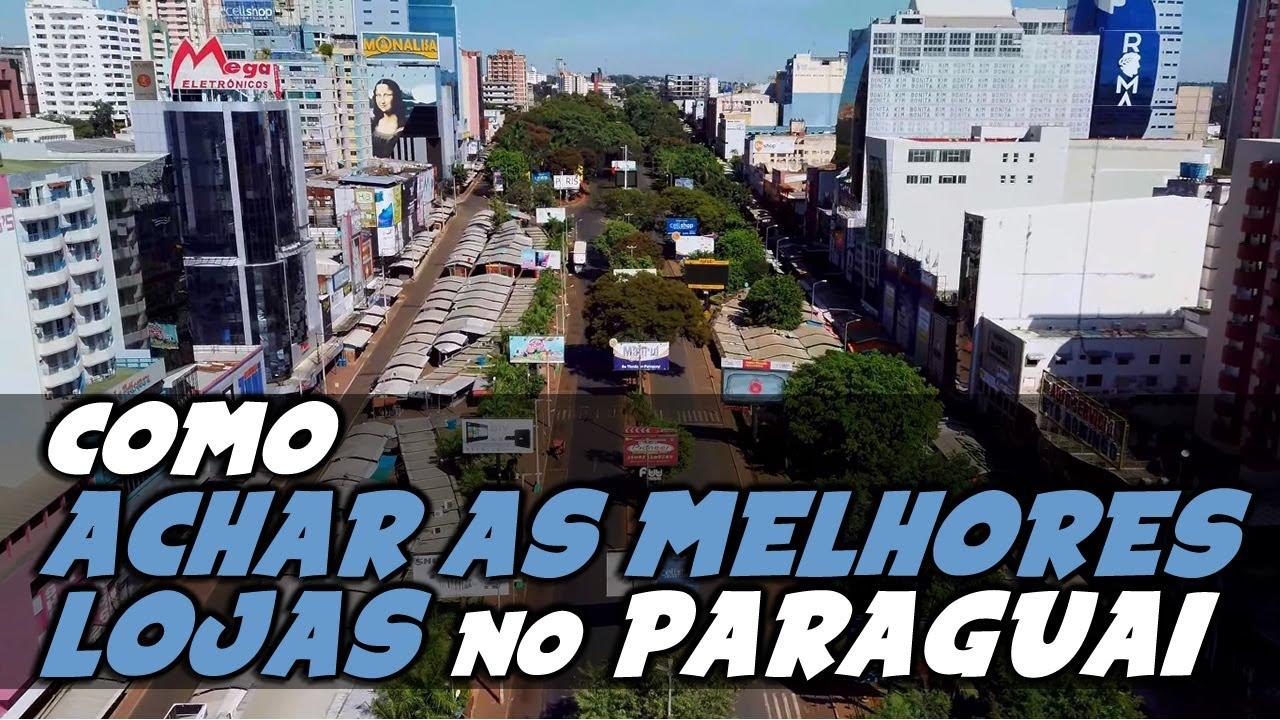 6a36f78b8 Como ACHAR AS MELHORES LOJAS DE GAMES no PARAGUAI (Ciudad Del Este ...