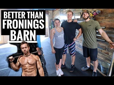 The WORLD'S best HOME CROSSFIT BOX (You Need to See this to Believe it)