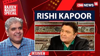 Throwback To Rajeev Masand's Interview With Rishi Kapoor | CNN News18