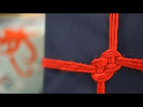 How to Make a Maritime Knot || KIN DIY