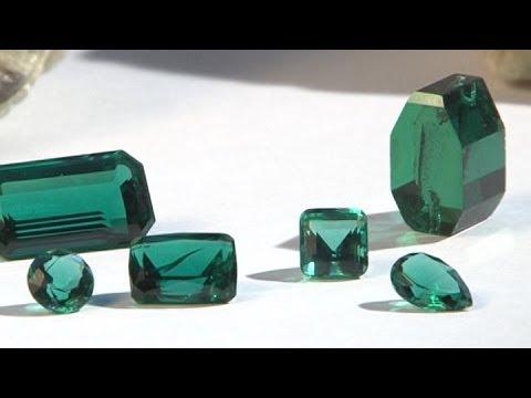 Выращивание искусственных кристаллов - YouTube