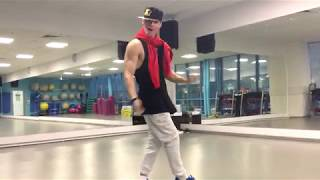 Элджей – Рваные джинсы - танец - Данил Хаски