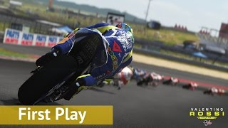 Valentino Rossi The Game | First Play | PS4, Xbox One, PC | ShopTo