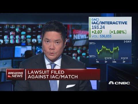 Lawsuits against match com