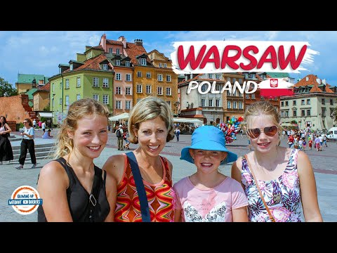 Warsaw Travel Guide - Discover The Beautiful Capital of Poland | 90+ Countries With 3 Kids