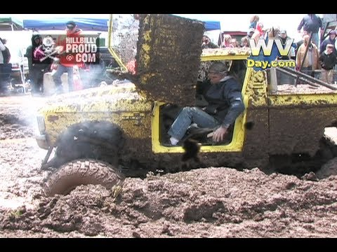 Mud Bog #4 Awesome Acres 5-12-13 Carroll, OH