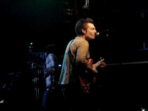 Augustana - In The Pines & Baby Please Don't Go Clip