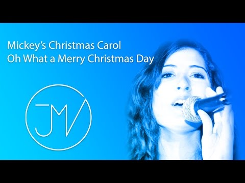 Oh What a Merry Christmas Day - Acapella