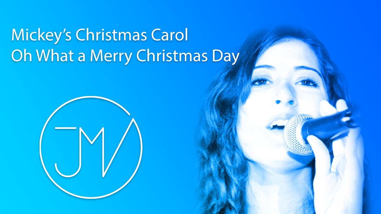Oh What a Merry Christmas Day - Acapella - YouTube